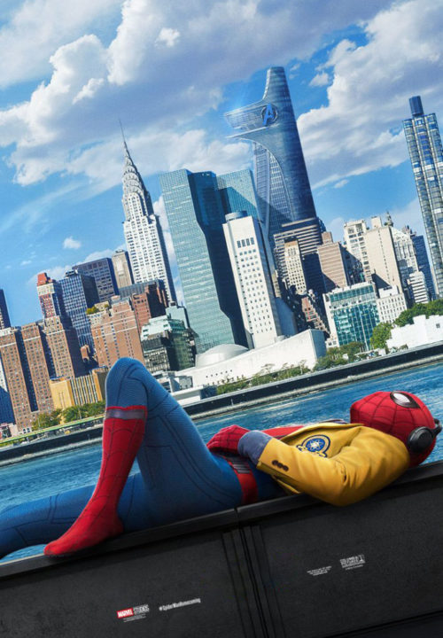 SPIDER-MAN HOMECOMING | 28 de julio