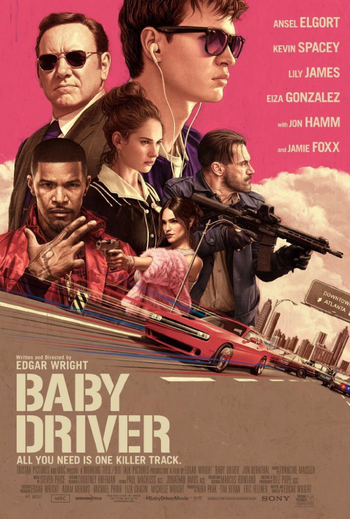 BABY DRIVER | 7 de julio