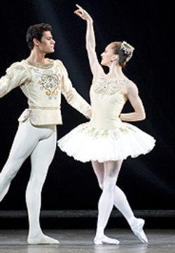 JEWELS – Ballet | 11 de abril de 2017, 20:15h