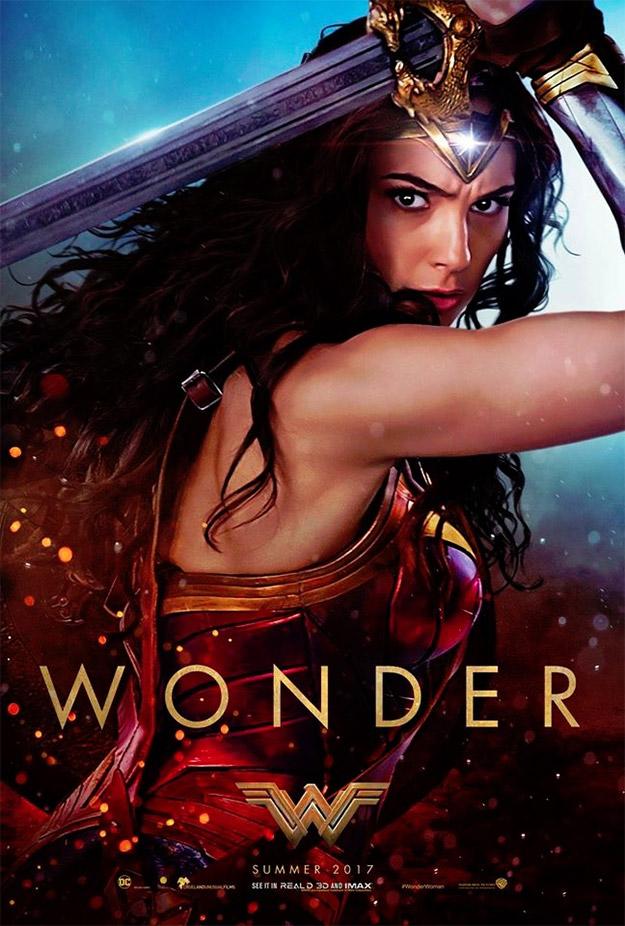 WONDER WOMAN | 23 de junio
