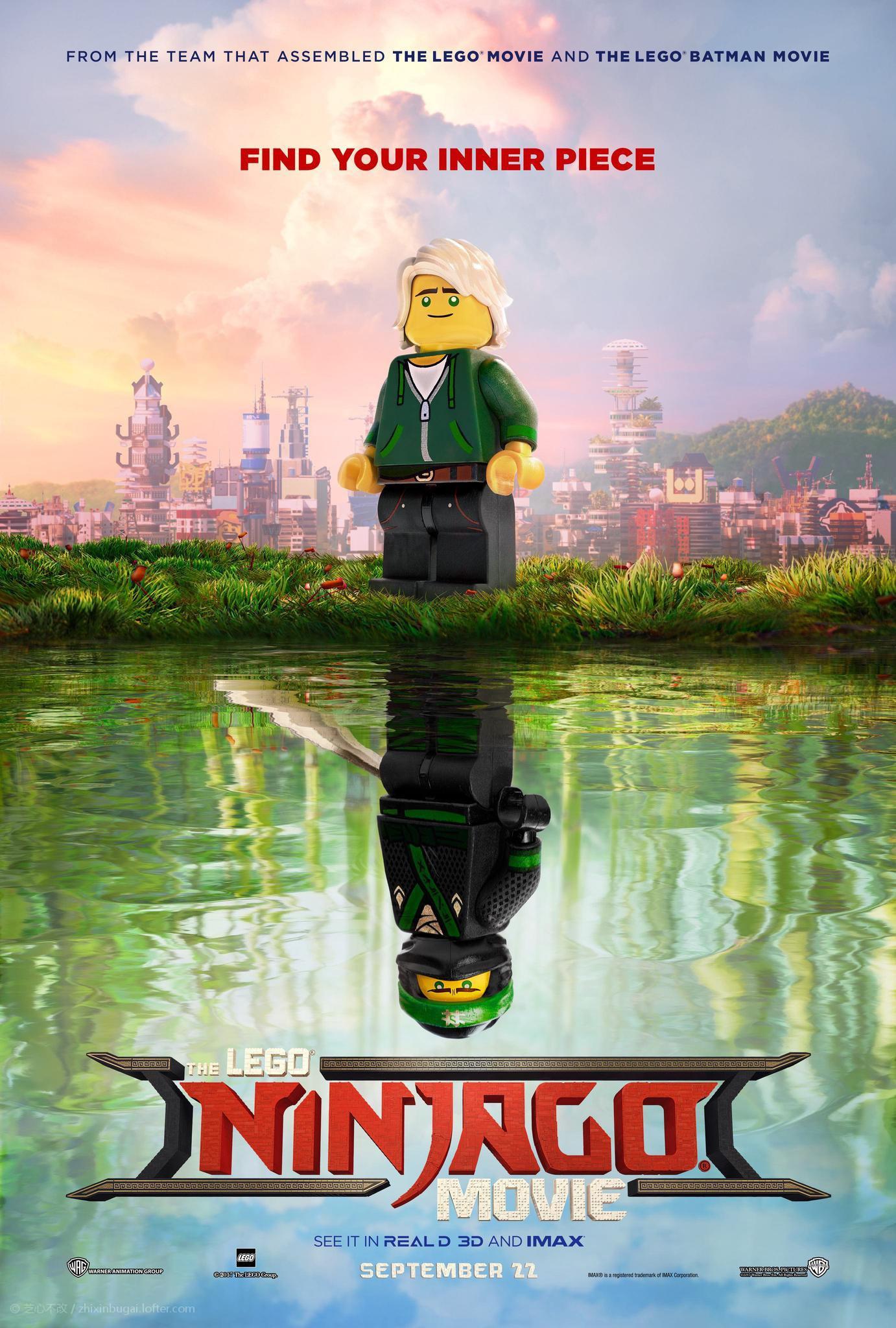 La LEGO Ninjago: La Película | 22 septiembre