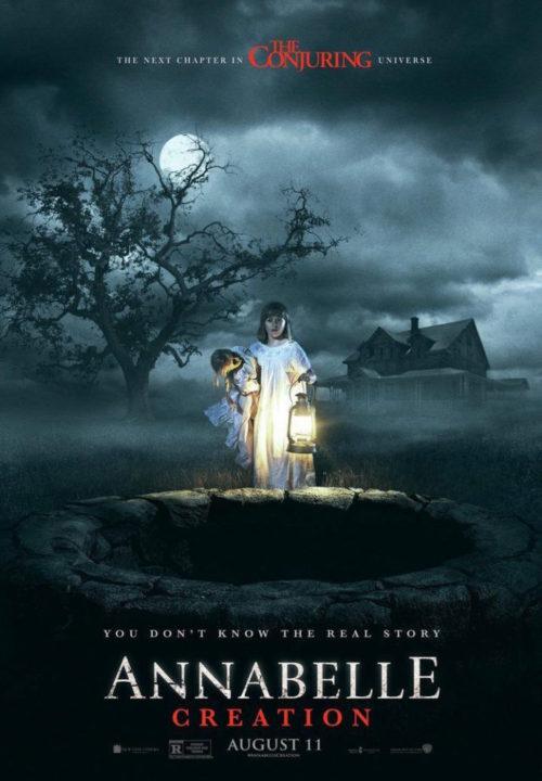 Annabelle: Creation | 12 de octubre