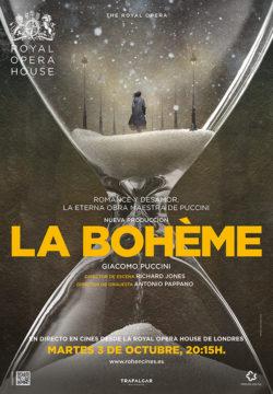 LA BOHÈME (Ópera) | 3 de octubre 20:15h