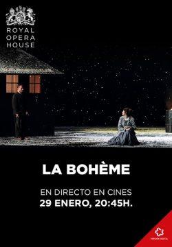 LA BOHÈME | 29 de enero, 20:45h