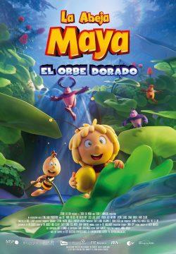 La Abeja Maya y el Orbe Dorado.1